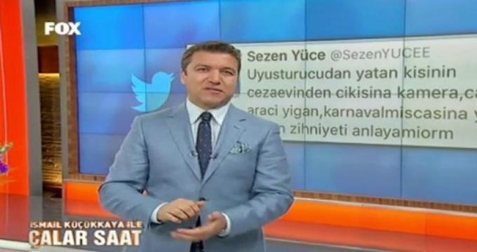 Photo of İsmail Küçükkaya'dan Deniz Seki haberleri için zehir zemberek sözler!