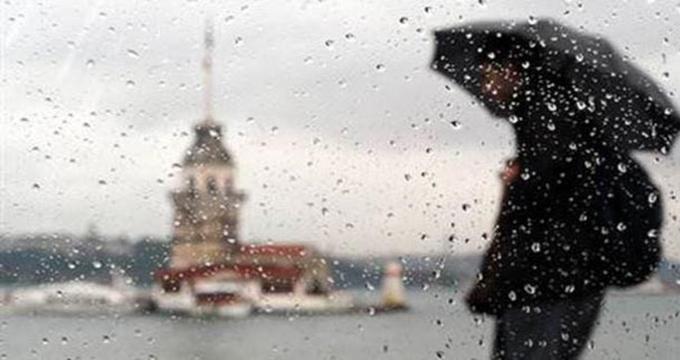 Photo of İstanbul hava durumu… Metropol yağmura teslim