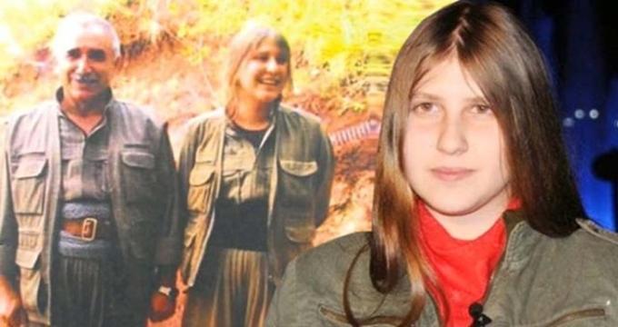 Photo of Kırmızı fularlı terörist kadının anne babası gözaltına alındı