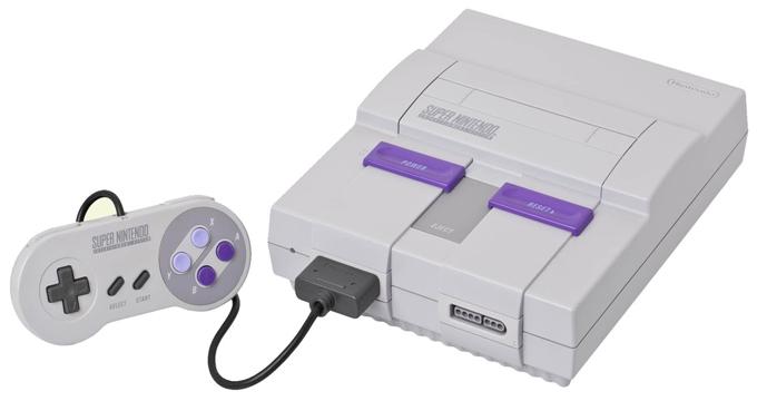 Photo of Nintendo, SNES oyun konsolunu yeniden piyasaya sürüyor