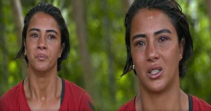 """Photo of Sabriye geçmişini anlatırken gözyaşlarına boğuldu… """"Annemle evlere temizliğe gittim!"""""""