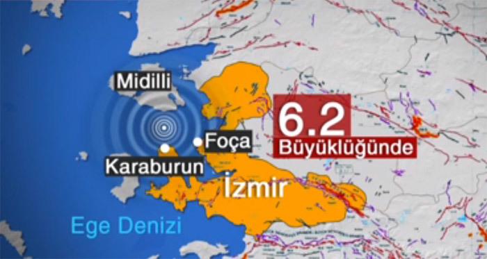 Photo of Ege'de Karaburun açıklarındaki depremi ilk hangi kanal duyurdu?