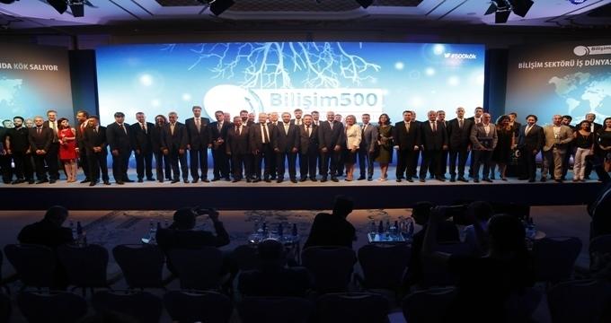 Photo of Türkiye'nin ilk 500 bilişim şirketi açıklandı