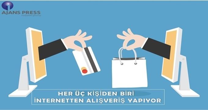 Photo of Türkiye internetten alışverişi sevdi