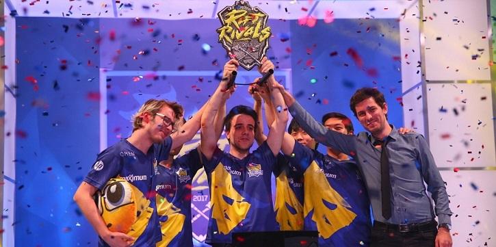 Photo of League of Legends'da Rift Rivals etkinliğinin şampiyonu Fenerbahçe Espor