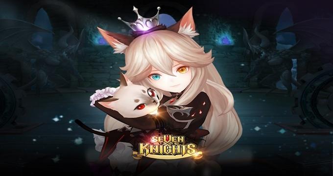 Photo of Mobil RPG Seven Knights'a yeni kahraman 'Chloe' geliyor