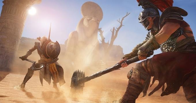 Photo of Assassin's Creed Origins oyunun 20 dakikalık videosu yayınlandı