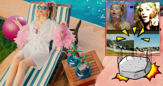 Photo of Aleyna Tilki'nin yeni klibi kimden çalıntı çıktı?