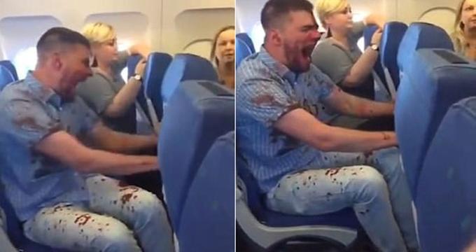 Photo of Sarhoş yolcu Antalya uçağında korku dolu anlara sebep oldu
