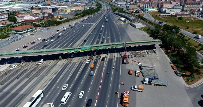 Photo of Çamlıca Gişeleri modernleşiyor!..