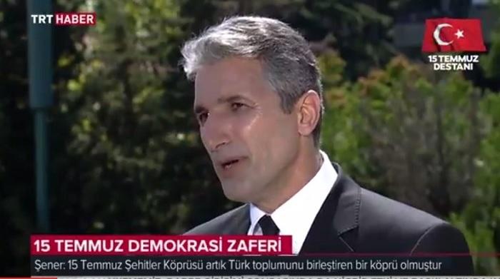 """Photo of Gazeteci Nedim Şener """"kontrollü darbe"""" iddiaları için ne söyledi?"""