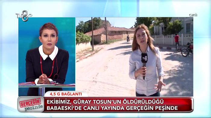 Photo of Serap Peköz'ün sunduğu Gerçeğin Peşinde'de cinayet itirafı