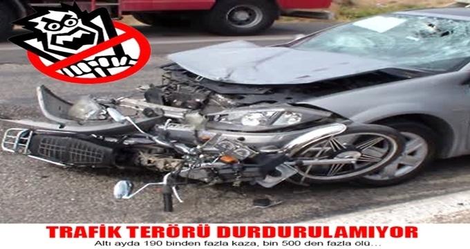 Photo of Türkiye son 6 ay trafik kaza raporu açıklandı