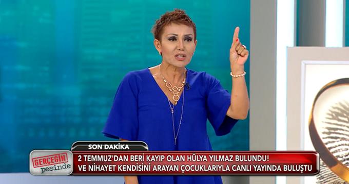 """Photo of Serap Paköz'ün sunduğu """"Gerçeğin Peşinde"""" ekibine saldırı"""