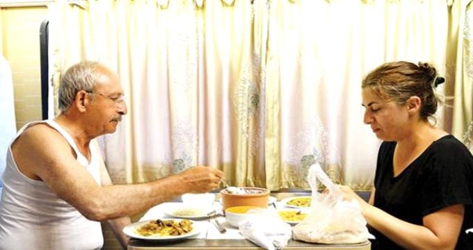 Photo of Kılıçdaroğlu'nun atletli fotoğrafını çeken muhabir o anları anlattı