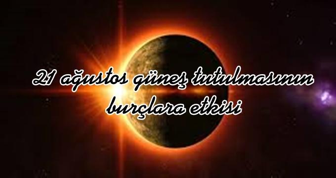 Photo of Su Karakuş, Demet Baltacı yorumluyor… 21 Ağustos Güneş tutulması burçları nasıl etkileyecek?