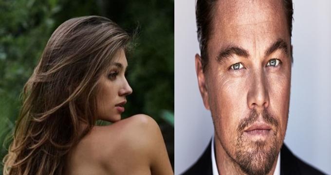 Photo of Ünlü yıldız Leonardo DiCaprio'nun son sevgilisi esmer bomba!…