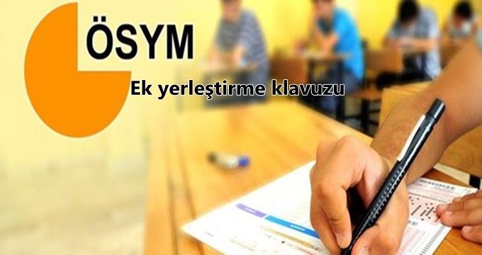 Photo of ÖSYM LYS ek yerleştirme klavuzu ne zaman yayınlanacak? (Üniversite boş kontenjanları listesi)