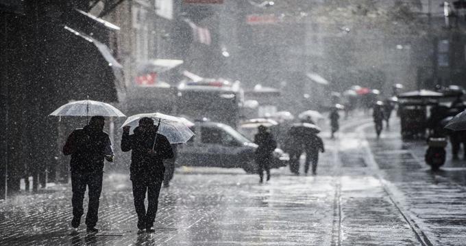 Photo of İstanbul'a Çarşamba günü için sağanak yağış uyarısı