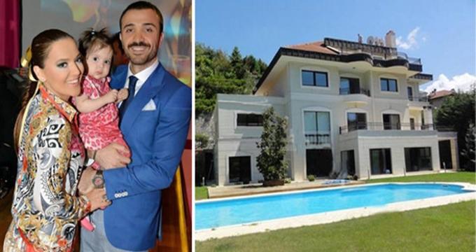 Photo of İşte Demet Akalın'ın Acarkent'ten satın aldığı 18 milyon TL'lık evi