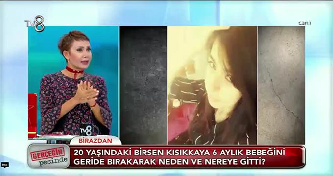 Photo of Serap Paköz bebeğini terk eden anneye çağrıda bulundu