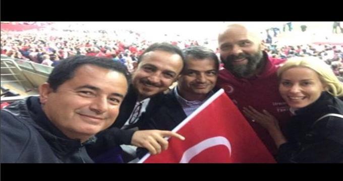 Photo of Acun Ilıcalı'dan Fenerbahçe kaşkolu suçlamalarına zehir zemberek cevap