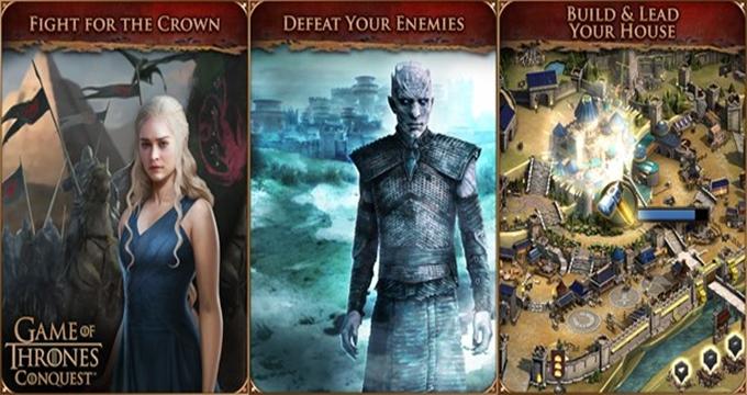 Photo of Game of Thrones mobil oyun ile tanıştınız mı?