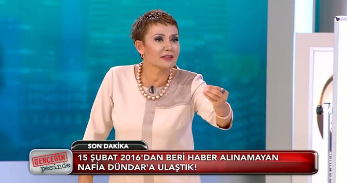 Photo of Serap Paköz 20 aydır bulunamayan Nafia Dündar'ı buldu