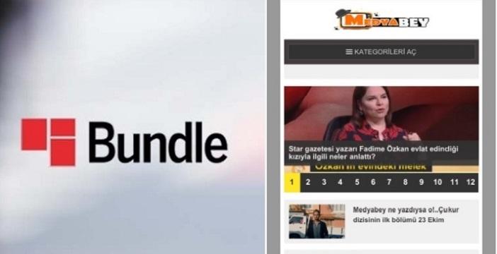 "Photo of Medyabey ""Bundle"" uygulamasında…"