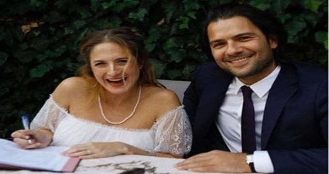 Photo of Canan Ergüder  'Biz evlendik ve heyecanla bekliyoruz'