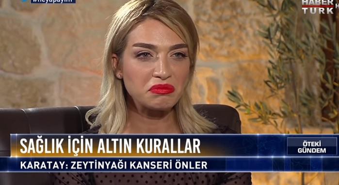 """Photo of Canan Karatay'ın """"tuzağına"""" gelen Cansu Canan Özgen canlı yayını yarıda kesmek zorunda kaldı(video)"""