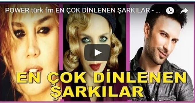 Photo of 2017 Ekim ayının Türkçe pop Top 40 listesinde hangi şarkılar var? (Powertürk FM-Net D)