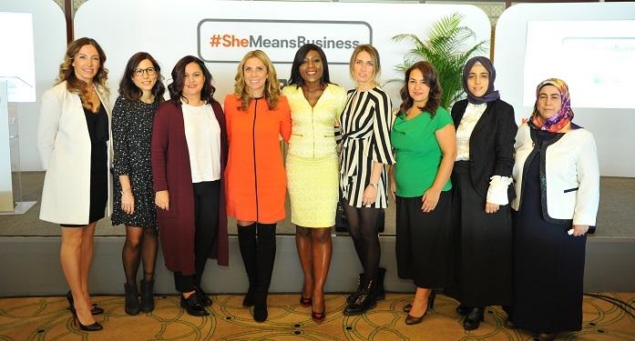 """Photo of Facebook ve TOBB Türkiye'deki kadın girişimcileri destekleyen """"She Means Business""""i duyurdu"""