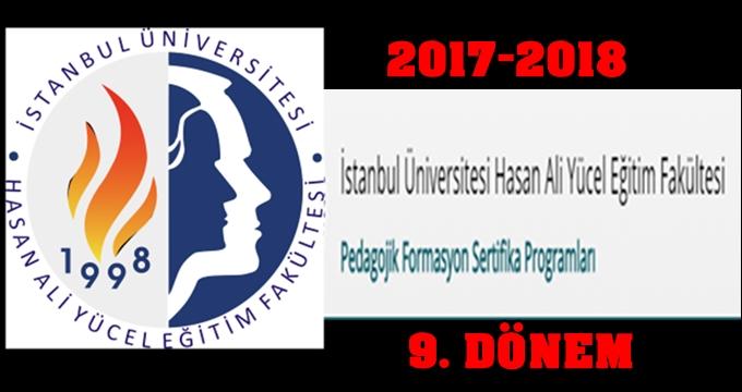 Photo of İstanbul Üniversitesi formasyon kayıtları ne zaman (2017 HAYEF kayıt şartları ve tarihleri)