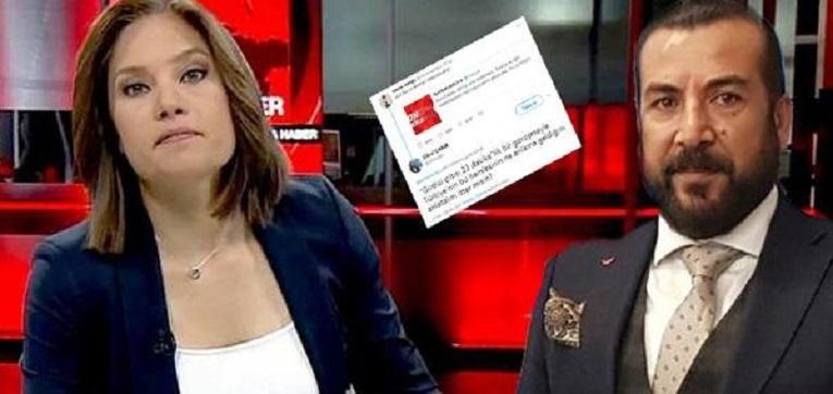"""Photo of O paylaşım Nevşin Mengü'yü küplere bindirdi: """"Hem terbiyesiz hem küstah!"""""""