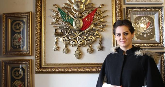 Photo of Osmanlı torunu sarayda açılan sergiye isyan etti 'Sanat adı altında rezalet'