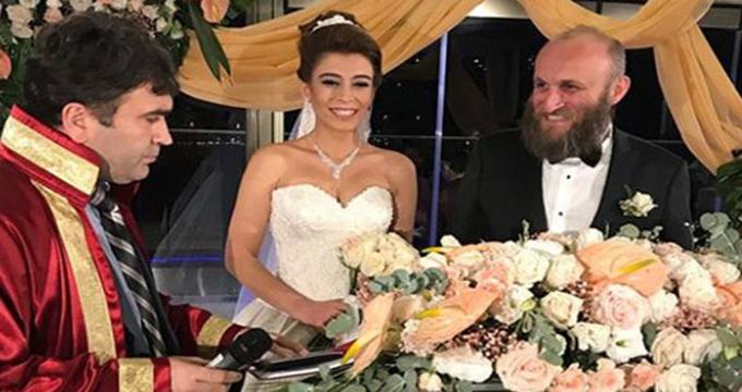 Photo of Oflu hoca karakteriyle ünlenen Çetin Altay evlendi