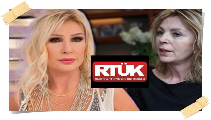 Photo of RTÜK Seda Sayan'ın programında Hale Soygazi'ye yapılan yanlışı affetmedi