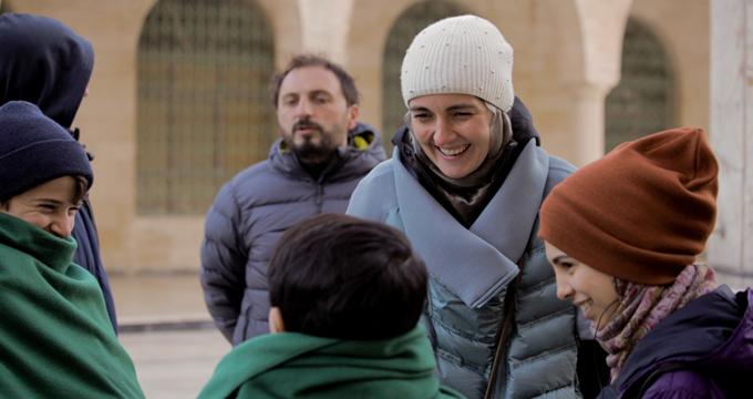 Photo of Bosnalı ünlü yönetmen Türkiye'deki Suriyeli çocukları dünyaya böyle anlattı