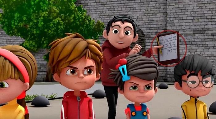 Photo of TRT Çocuk'ta yayınlanan skandal çizgi film için TRT'den açıklama