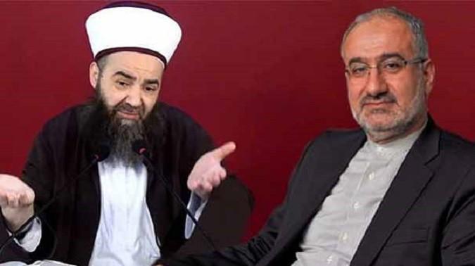 """Photo of Mustafa İslamoğlu ve Cübbeli Ahmet arasında """"namazı Yahudilerden mi öğrendik"""" tartışması"""
