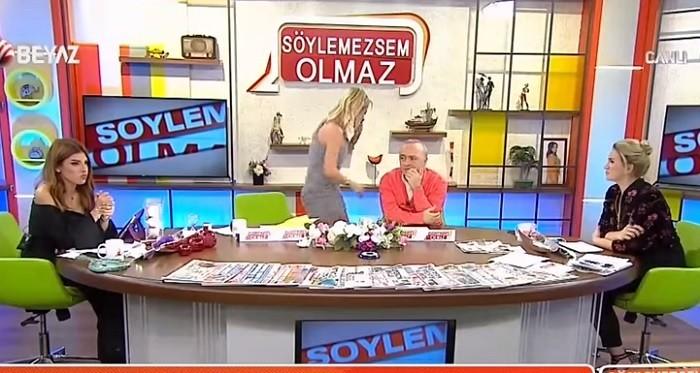 Photo of Ece Erken canlı yayını gözyaşlarıyla terk etti