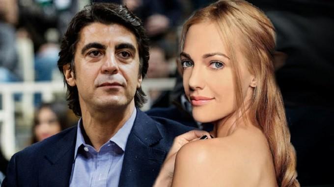 """Photo of """"Meryem Uzerli ile mekanı birlikte terk ettiler"""" haberine İbrahim Kutluay'dan jet açıklama"""