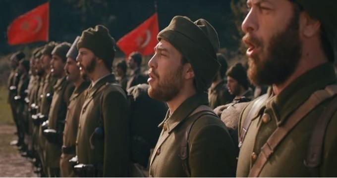 Photo of Final sahnesiyle milyonları ekrana kilitleyen Mehmetçik Kut'ül Amere ilk bölümünde ne kadar reyting aldı?