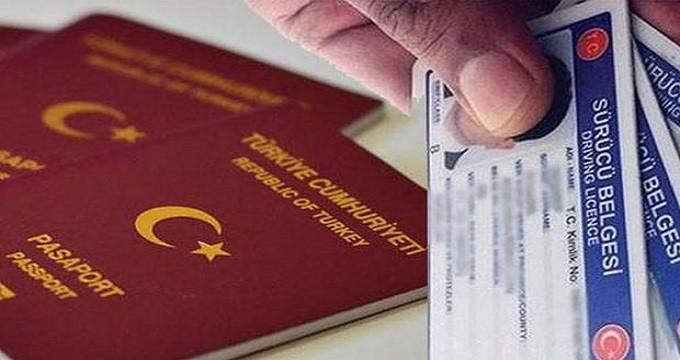 Photo of Pasaport ve ehliyet alacakları ilgilendiren çok önemli haber!