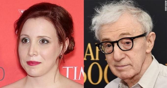 Photo of Üvey kızı da Woody Allen'ın tacizci olduğunda ısrarlı