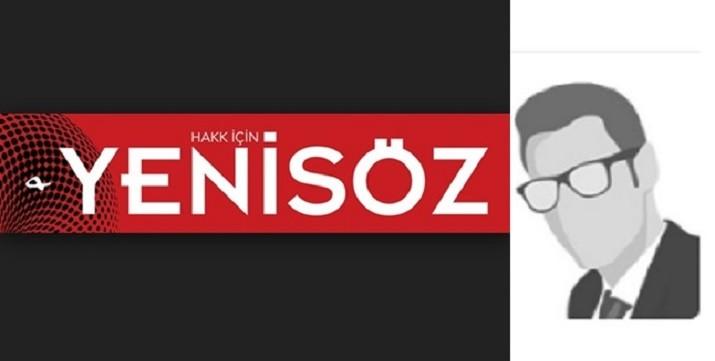 """Photo of Yenisöz gazetesinin bıçkın kalemi """"Kurşun Kalem"""" iktidar medyasını yerden yere vurdu"""