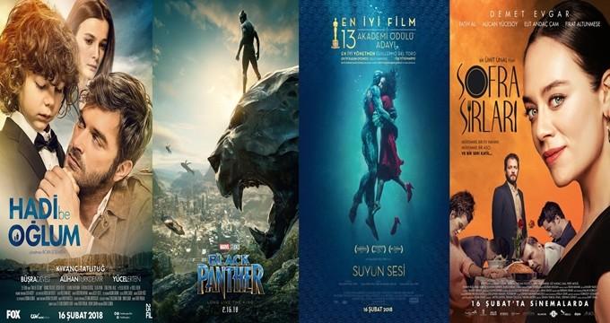Photo of Bu hafta hangi sinema filmleri vizyona giriyor (16 Şubat 2018)