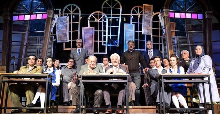 Photo of Büyük usta Rıfat Ilgaz'ın ölümsüz eseri Hababam Sınıfı tiyatro sahnesinde