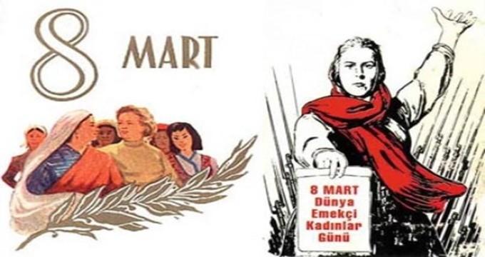 Photo of Kadınlar yandı adı 8 Mart oldu!..